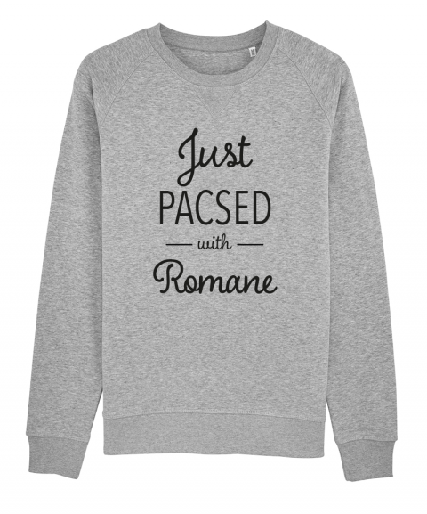 Just Pacsed - Sweat Homme à...