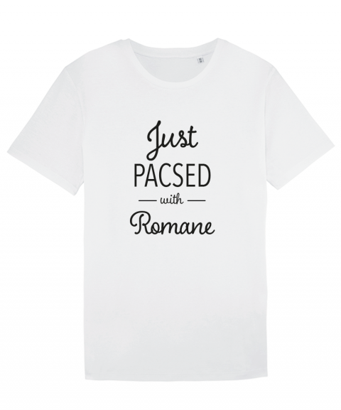 Just Pacsed - T-shirt Homme...