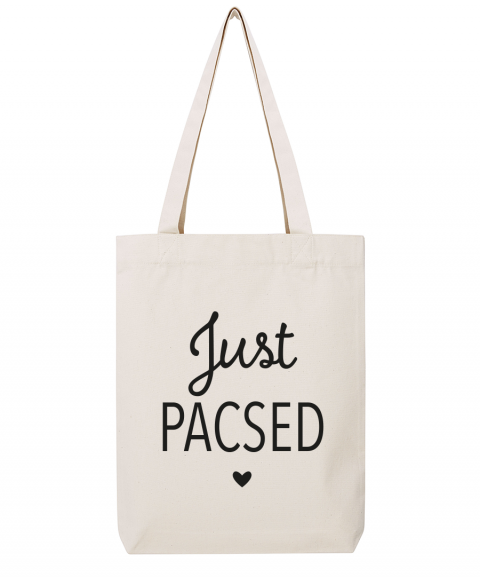 Just Pacsed - Tote Bag