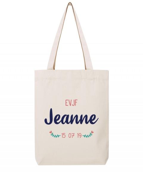 EVJF coeur - Tote Bag...