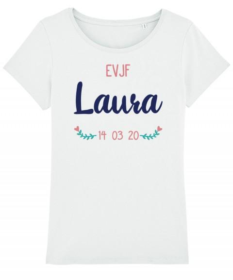 EVJF coeur - T-shirt Femme