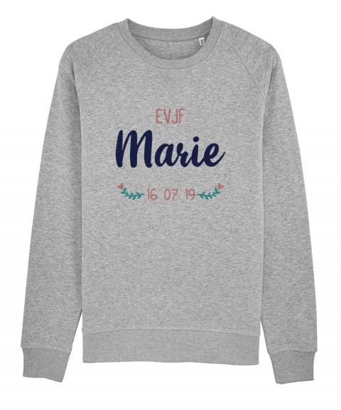 EVJF Coeur - Sweat Femme...