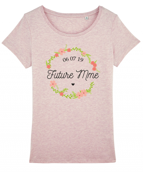 Future Mme fleurs + date -...