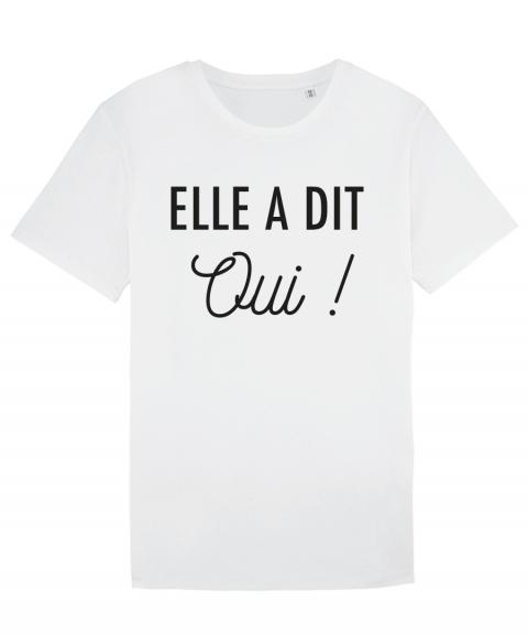 Elle a dit Oui! - T-shirt...