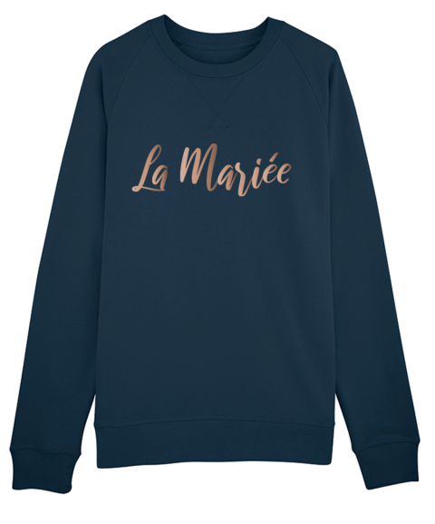 La mariée or rose - Sweat...