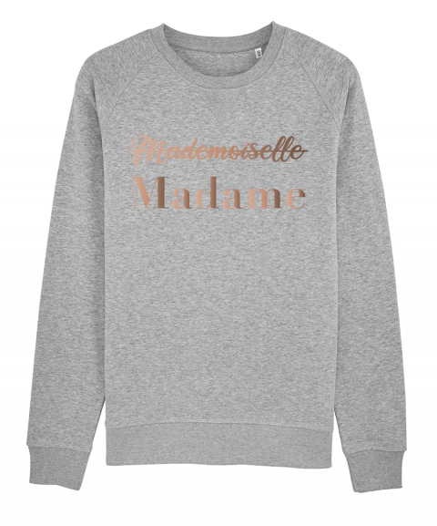 Madame or rose - Sweat Femme