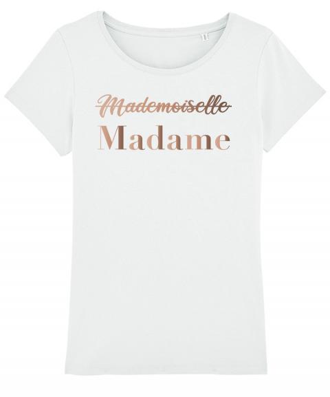 Madame or rose - T-shirt Femme