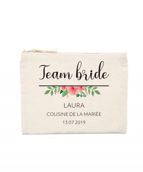 Team bride fleurs -...