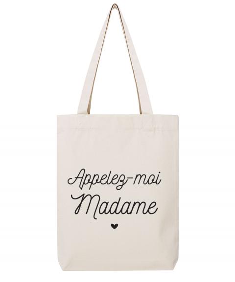 Appelez-moi Madame - Tote Bag