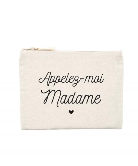 Appelez-moi Madame - Pochette