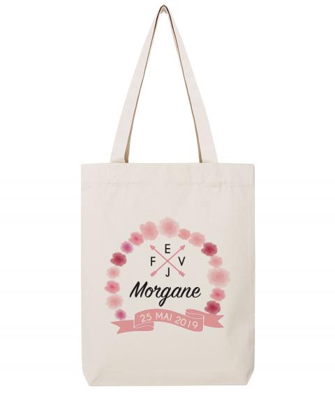 EVJF Fleurs - Tote Bag...