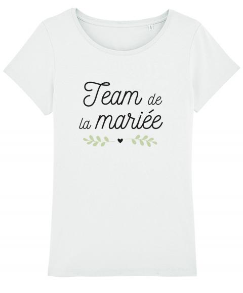Team de la mariée cœur -...