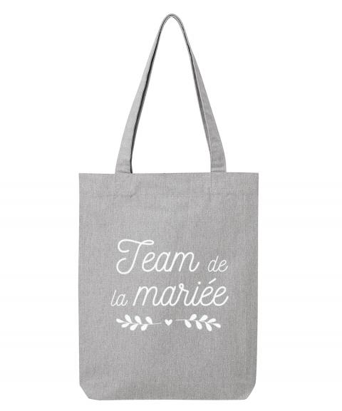 Tote Bag - Team de la mariée - L'accessoire parfait pou un EVJF et les témoins  d'un mariage