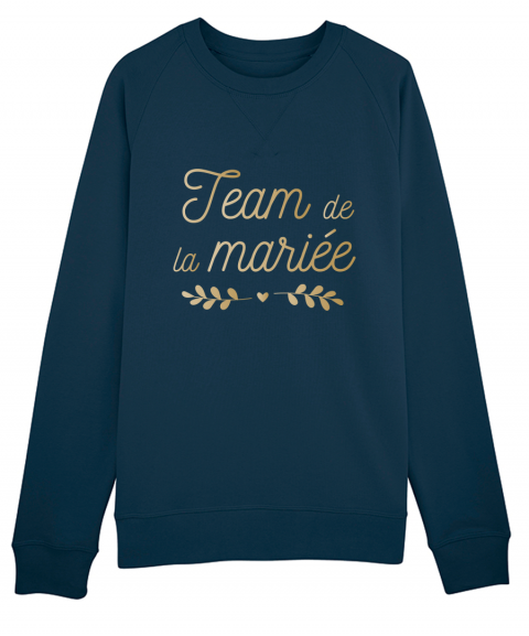 Sweat Team de la Mariée