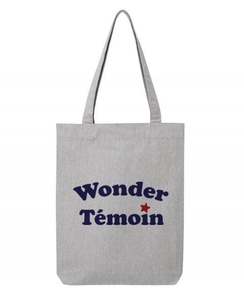 Wonder témoin - Tote Bag