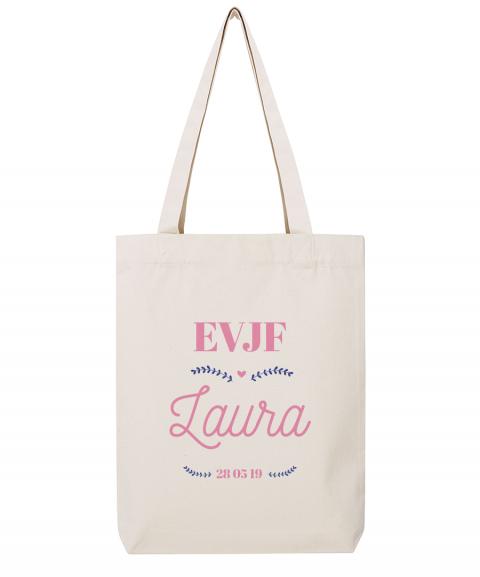 EVJF fougères  - Tote Bag...
