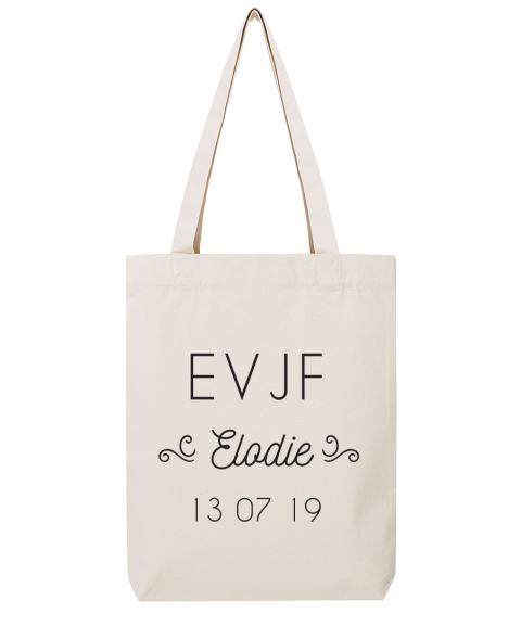 EVJF Simple - Tote Bag...
