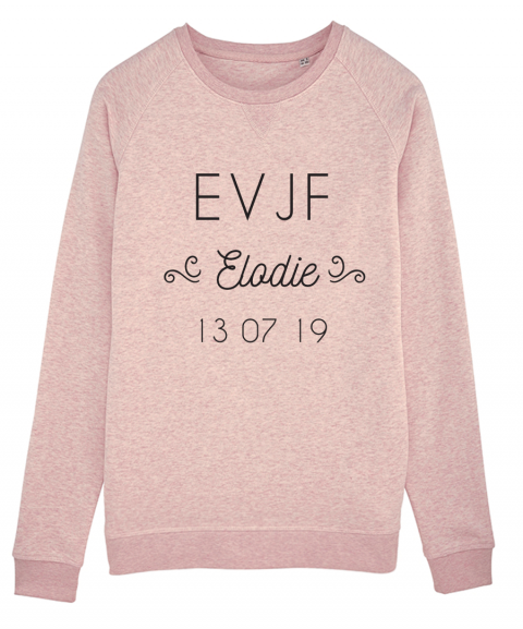 EVJF Simple - Sweat Femme...