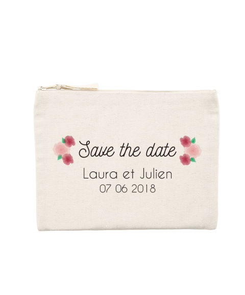 Save the date fleurs -...