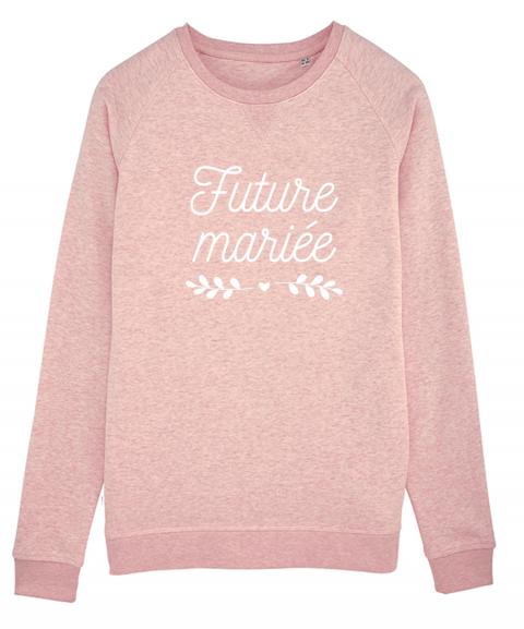Future Mariée coeur - Sweat...