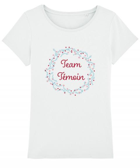Team témoin - T-shirt Femme