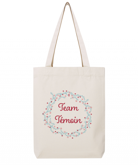 Team témoin - Tote Bag