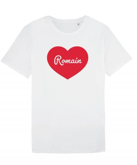 Coeur - T-shirt Homme...