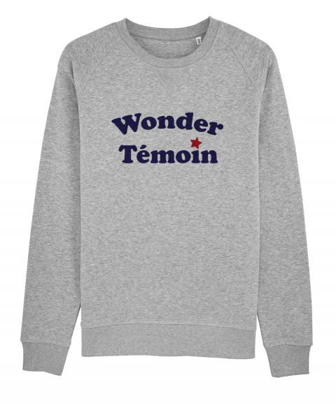 Wonder Témoin - Sweat Femme