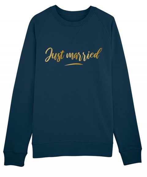 Just Married - Sweat Femme