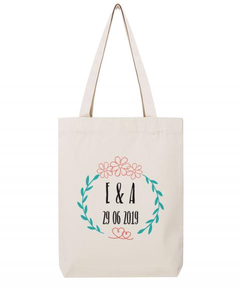 Initiales - Tote Bag...