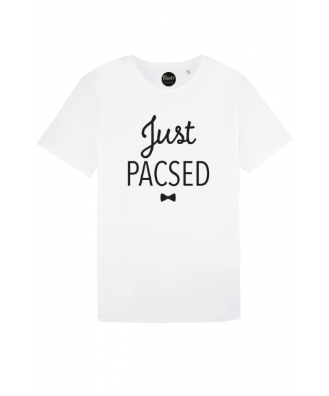 Just Pacsed - T-shirt Homme